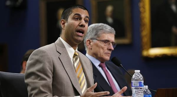 Trump Promotes Neutrality Opponent Ajit Pai to Lead FCC