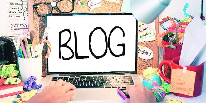 Blogging taken up more than just hobby, professionals use Twitter, Facebook, Instagram, Pinterest to push content
