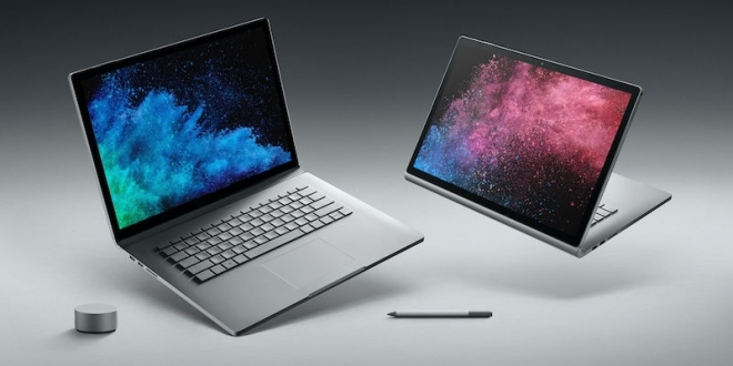 Microsoft Surface Book 2 With Eighth Generation Intel Core Processors Launched: Price, Specifications