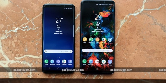 Samsung Galaxy S9, Galaxy S9+ Update Brings Improved Stability to Face Unlock and Camera