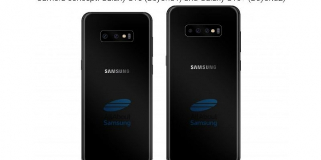 Samsung Galaxy S10 Triple Camera Setup Details Tipped, Side-Mounted Fingerprint Scanner Expected