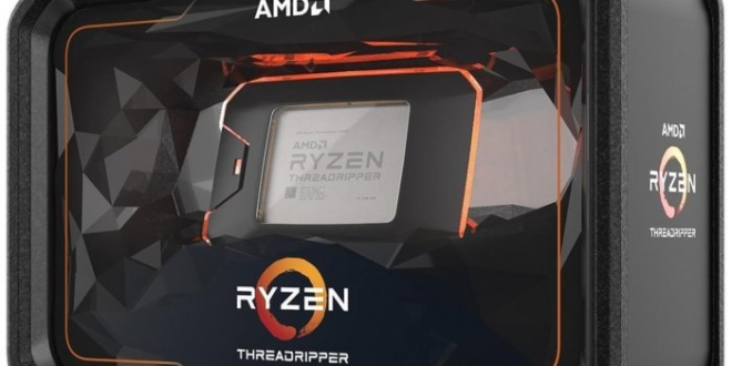 AMD's 24-core and 12-core 2nd-gen Threadripper CPU are set to hit the streets soon