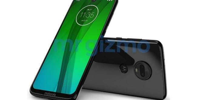 Moto G7 Specifications and India Launch Details Leaked