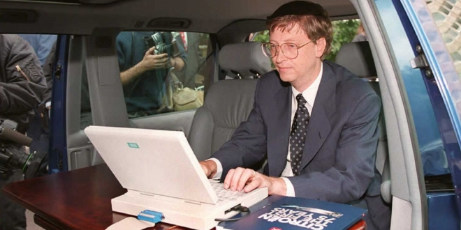 In 1995, Bill Gates made these predictions about streaming movies and fake news on the internet