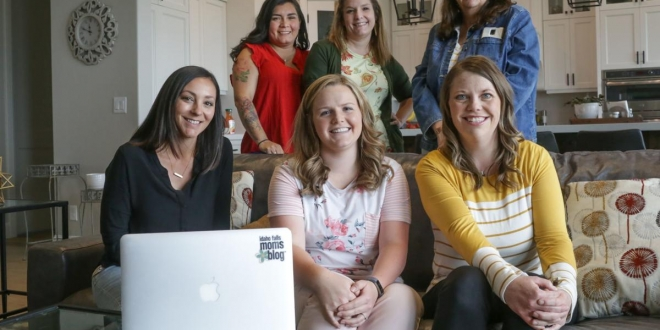 Blogging provides a community — or a paycheck — to Idaho Falls mothers