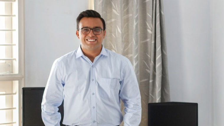 Jaymin Shah is making some serious dent in the blogging industry